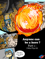 PC-H:: Anyone can be a hero ? p1.1 by Tobixi