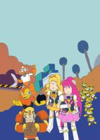 Happiness Charge Precure Issue 02 (Raw) by isaacyeap