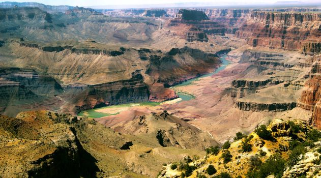 Grand Canyon by Lucycolt