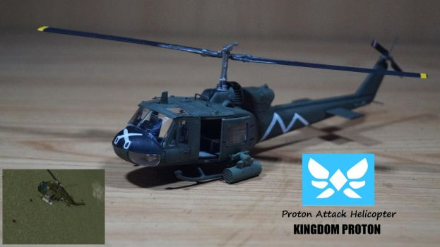 Proton Attack Helicopter by Rodesu