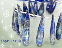 Lapis Lazuli by BeadsofCambay