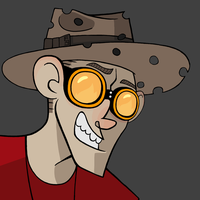 TF2: RED Scout avatar request by Durandana