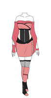 Adoptable outfit - CLOSED by BianSher