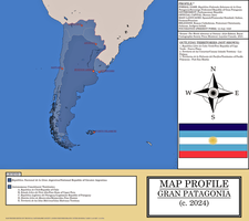 Map Profile: Gran Patagonia by mdc01957