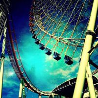 Roller Coaster by KaitoVIP
