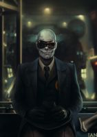 SKULL FACE by WretchedIAN
