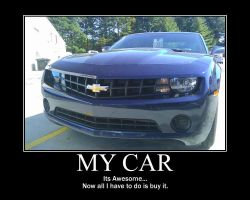 My Car -demotivation- by Dragunov-EX