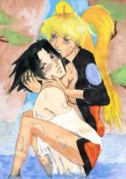 hot springs love by Yaoi-SasuNaru-FC