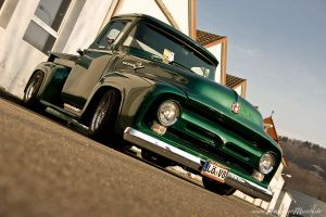 1956 Ford F 100 by AmericanMuscle