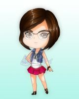 Gift: Chibi for Anny by Torikii