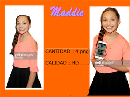Png de maddie ziegler by MonicaEdictions