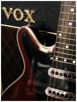 Red Special and AC30 No. 2 by Fox82