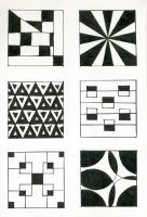 Tile Designs Page One by EmmaL27