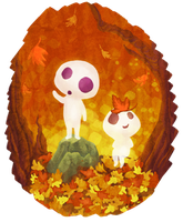 Fall is here by asunnyspirit