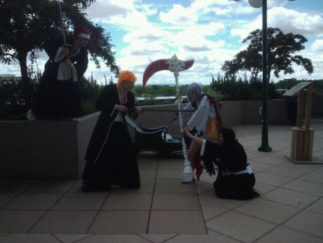 AO 2010 Awesome Bleach pic by RukiaDono