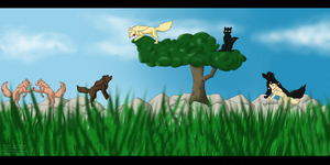 OHSHC Wolves by Wolven-Sorceress