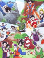 Dragonball Hunt by hirokada