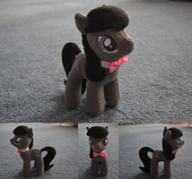 Octavia Plushie by GhostOfWar909