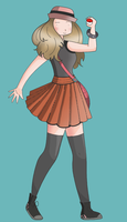 XY trainer by ice-cream-skies