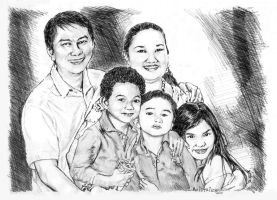 Ocampos Family by axis000