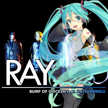 (Alternate) Cover For ''Ray'' by Kuroi---Tori
