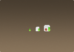 Mini Downloads Icon by NanaJ