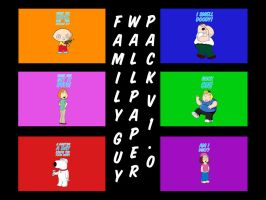 Family Guy Wallpaper Pack by seventh