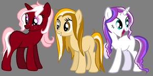 Pony egg adoptables HATCHED by Lolzeeh