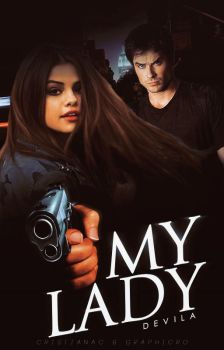 My Lady (Book Cover) by stereo-cryss