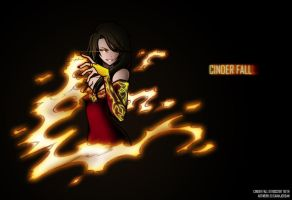 Cinder Fall by isaiahjordan