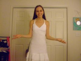 white dress two by Renstock