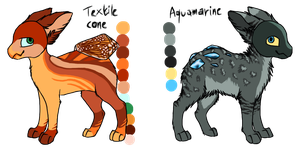 Orehunter adoptables [CLOSED] by SpitfiresOnIce