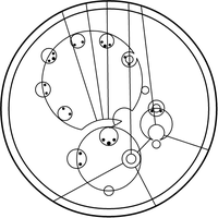 My name in Gallifreyan by EmileeXify