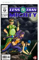 Less Than Mighty Issue 1 by WiL-Woods