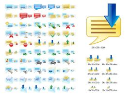 Messenger Icons for Vista by yourmailkept