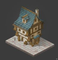 Mansion by MrMuuk