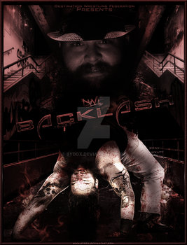 Backlash (2015) - Poster by ByDGX