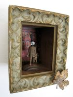 Assemblage: Little Soldier by bugatha1