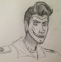 Handsome Jack by gabsters109