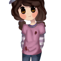 GIF: Clementine by ToyPastel