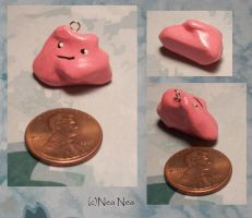 Ditto charm by ElectricDinoSaur