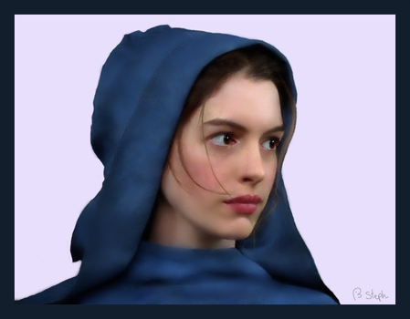 Fantine in Colour by Tall-Dwarf22