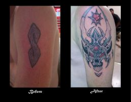 before after by 44anarchy44