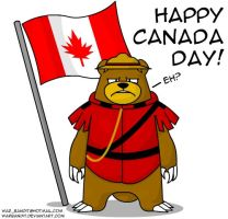 Canada Day! by WarBandit
