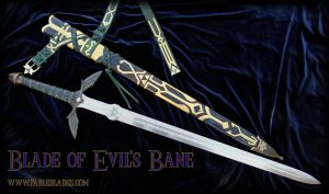 Blade of Evil's Bane - Aug 2016 by Fableblades
