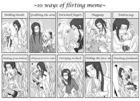 MS : 10 Ways meme by Zue