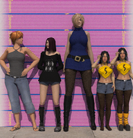 Height Comparison 1 by Boomgts