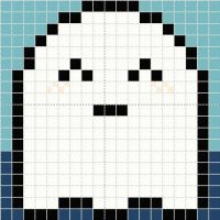 Spookie Pattern (Cross Stitch) by Narmita08