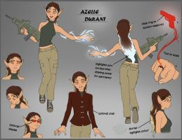 Azelle VOID Design Sheet by Gibbo18