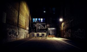 New York Alley by crunklen